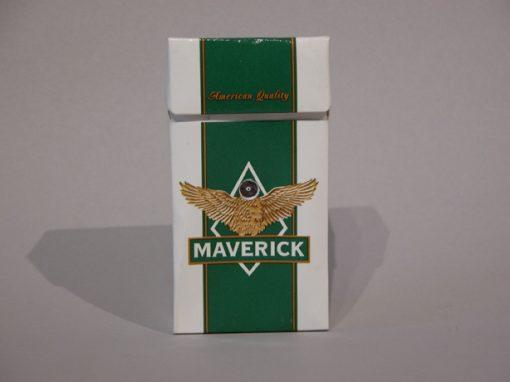 #537 Maverick 100s Cigarettes