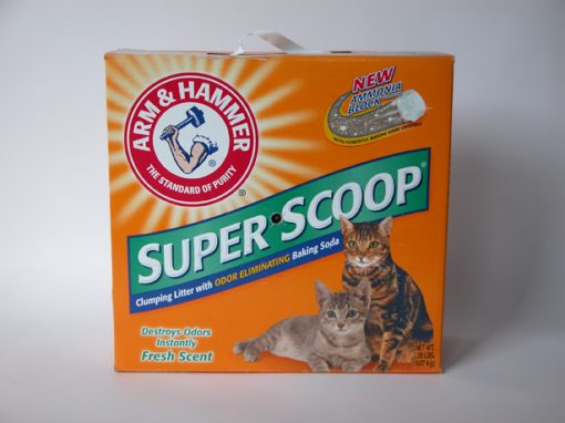 #720 Super Scoop Cat Litter #1