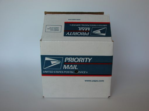 "#757 Priority Mail #6, 7""x7""x7"""