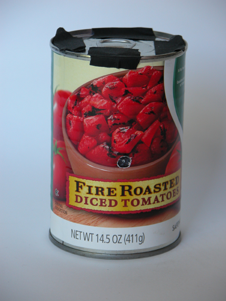 #962 Fire Roasted Diced Tomatoes