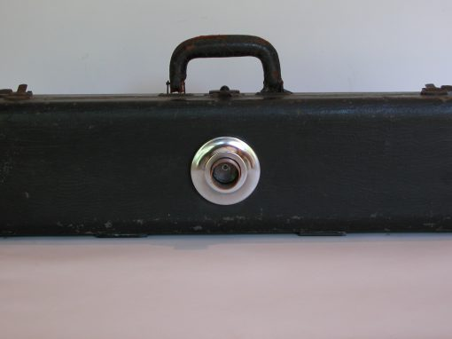 #1022 Clarinet Case w/Lens