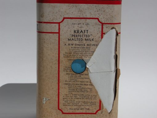 #1043 Kraft Malted Milk