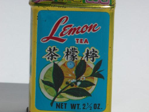 #1054 Lemon Tea