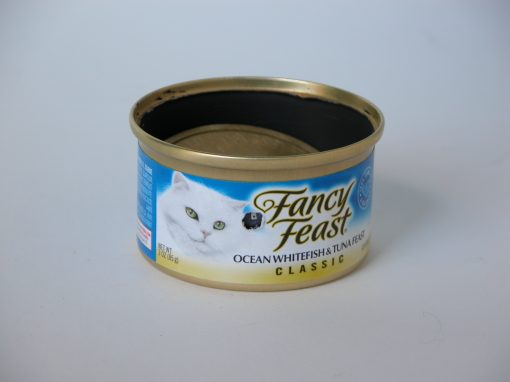 #776 Fancy Feast #11, Tuna Feast