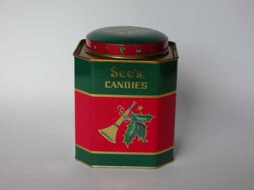 #805 See's Christmas Candies