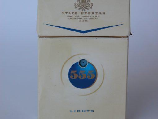 #837 555 Cigarettes