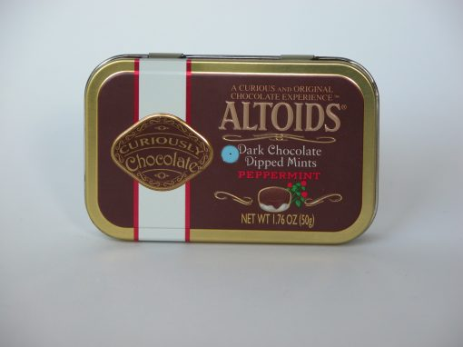 #840 Altoids #8, Chocolate