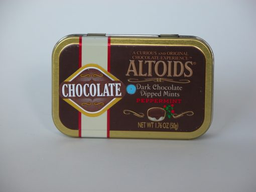 #841 Altoids #9, Chocolate