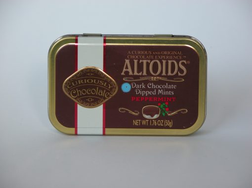 #842 Altoids #10, Chocolate
