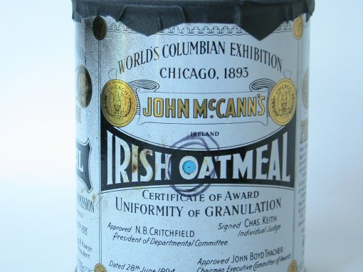 #865 John McCann's Irish Oatmeal #2