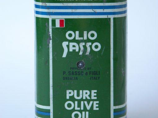 #868 Olio Sasso Pure Olive Oil