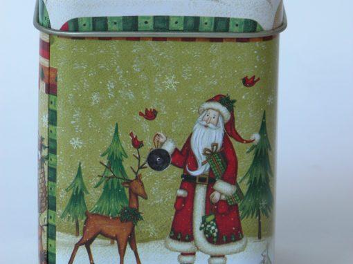 #874 Santa Claus & Rudolf