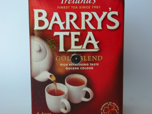 #881 Barry's Tea, Ireland's Finest