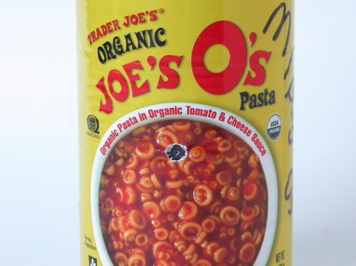 #915 Joe's O's Organic Pasta