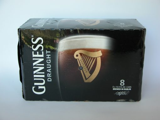 #917 GUINNESS Draft, 8 Pack