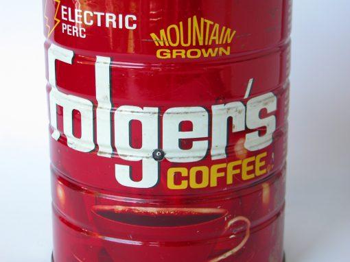 #965 Folger's Coffee #3