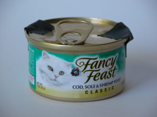 #975 Fancy Feast #12, Cod, Sole, & Shrimp Feast