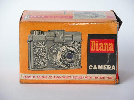#991 DIANA CAMERA Box #3