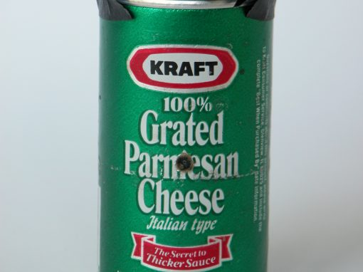 #295 100% Grated Parmesan Cheese
