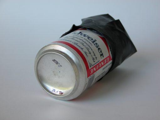 #730 12 oz. Budweiser #3