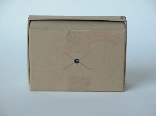 #479 2×3 Cardboard Jewelry Box