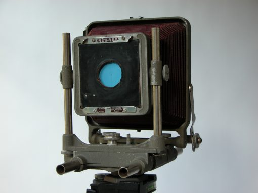#271 4×5 View Camera w/Pinhole / Large Needle
