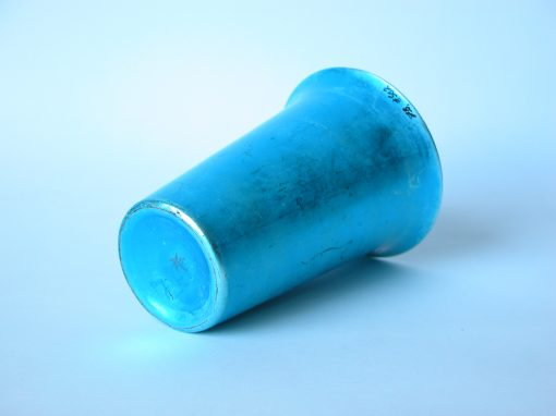 #502 Aluminum Cup (light blue #1)