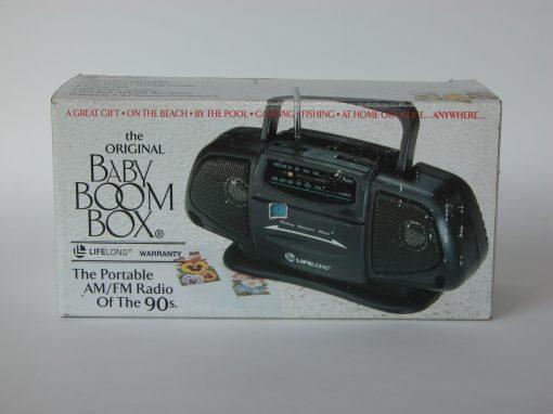 #573 Baby Boom Box