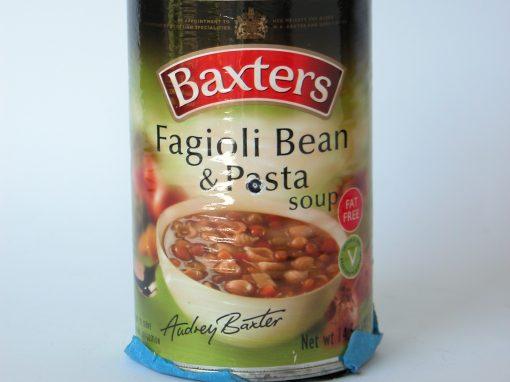 #246 Baxter's Fagioli Bean Soup