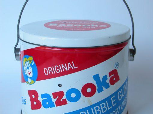 #362 Bazooka Bubble Gum