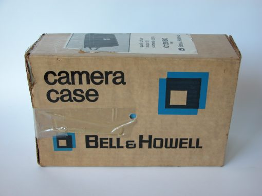 #733 Bell & Howell Camera Case