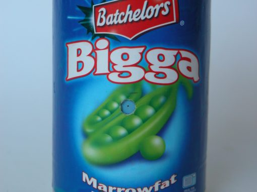 #567 Bigga Batchelor's Peas
