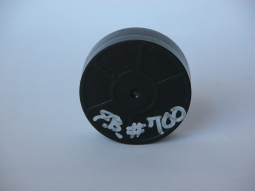 #700 Black Plastic KODAK 8mm Movie Film Canister