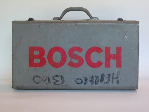 #402 Bosch Metal Tool Case
