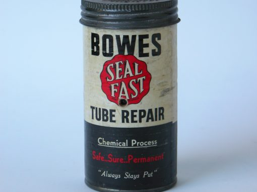#156 BOWES Tube Repair Kit / Building Debris