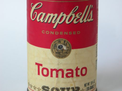 #327 Campbell's TOMATO Soup #2