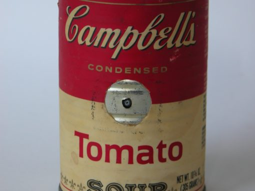 #185 Campbell's Tomato Soup #1