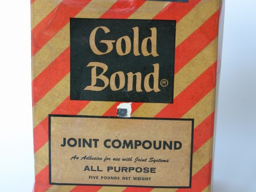 #154 Gold Bond Joint Compound / Construction Site, Emeryville, CA