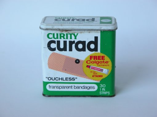 "#549 Curad ""OUCHLESS"" Bandages"