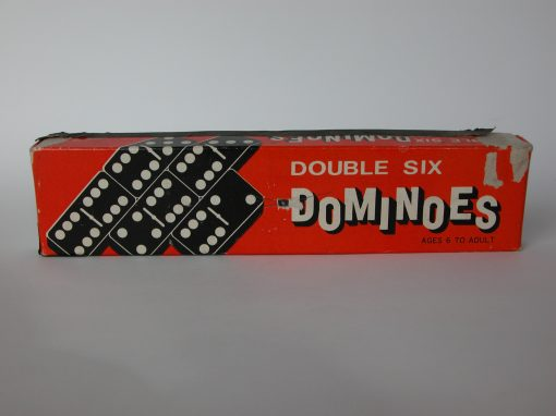 #308 Dominoes / Dominoes