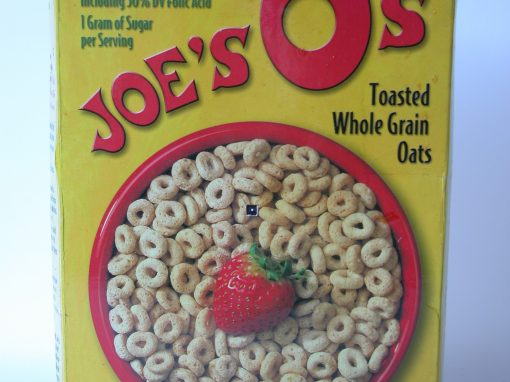 #499 Jo's O's Cereal / Donuts #2