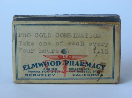 #276 Elmwood Pharmacy, Berkeley, CA