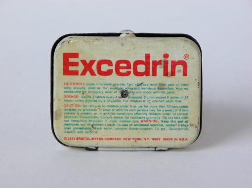 #173 EXCEDRIN / Headache