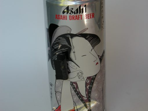 #196 Asahi Beer Can / Mug of Beer