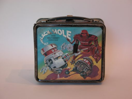#50 Black Hole Lunchbox / My Lunch