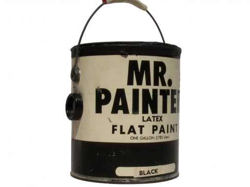 #15. MR PAINTER / Painter On Scaffold