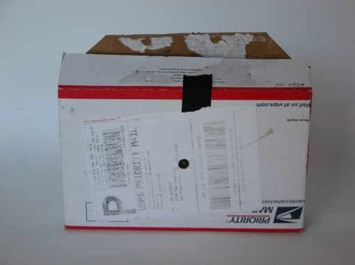 "#754 Priority Mail #3, WholesaleTools.com, 5""x8"""