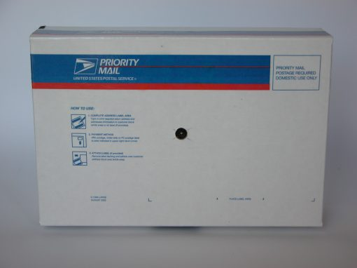 "#756 Priority Mail #5, 6""x9"""
