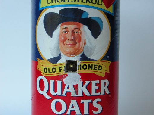 #446 Quaker Oats Box #1