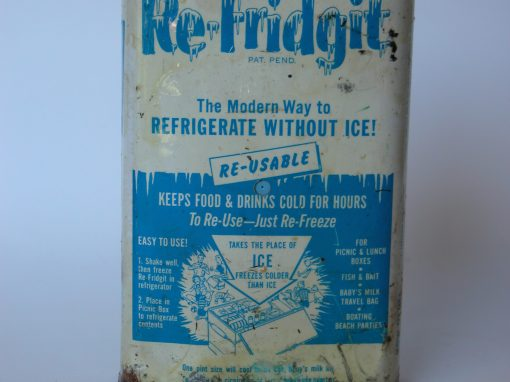 #639 Refridgit, Refrigerate Without Ice